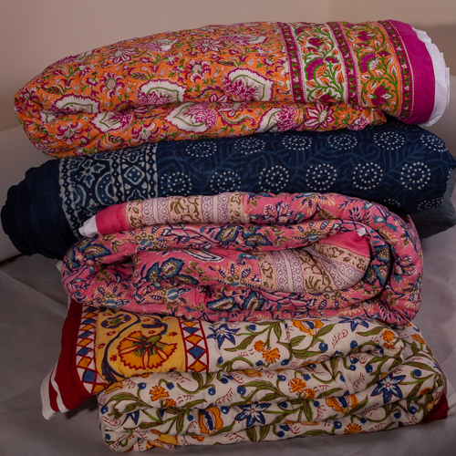 Double King Size Quilts
