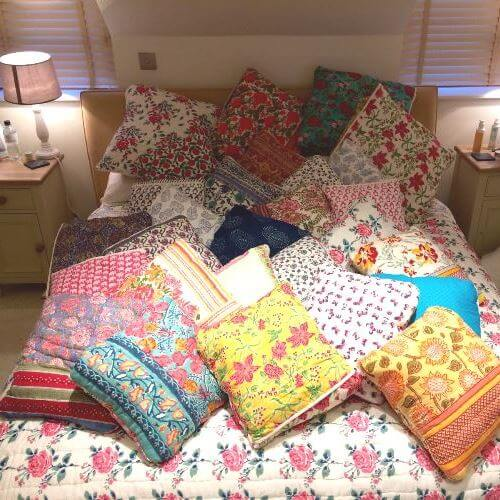 Teenage bedding