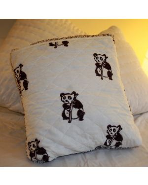 Chocolate Panda quillow