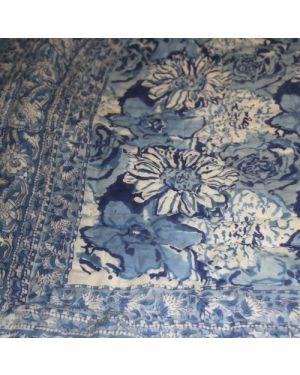 Blue Garden Quilt